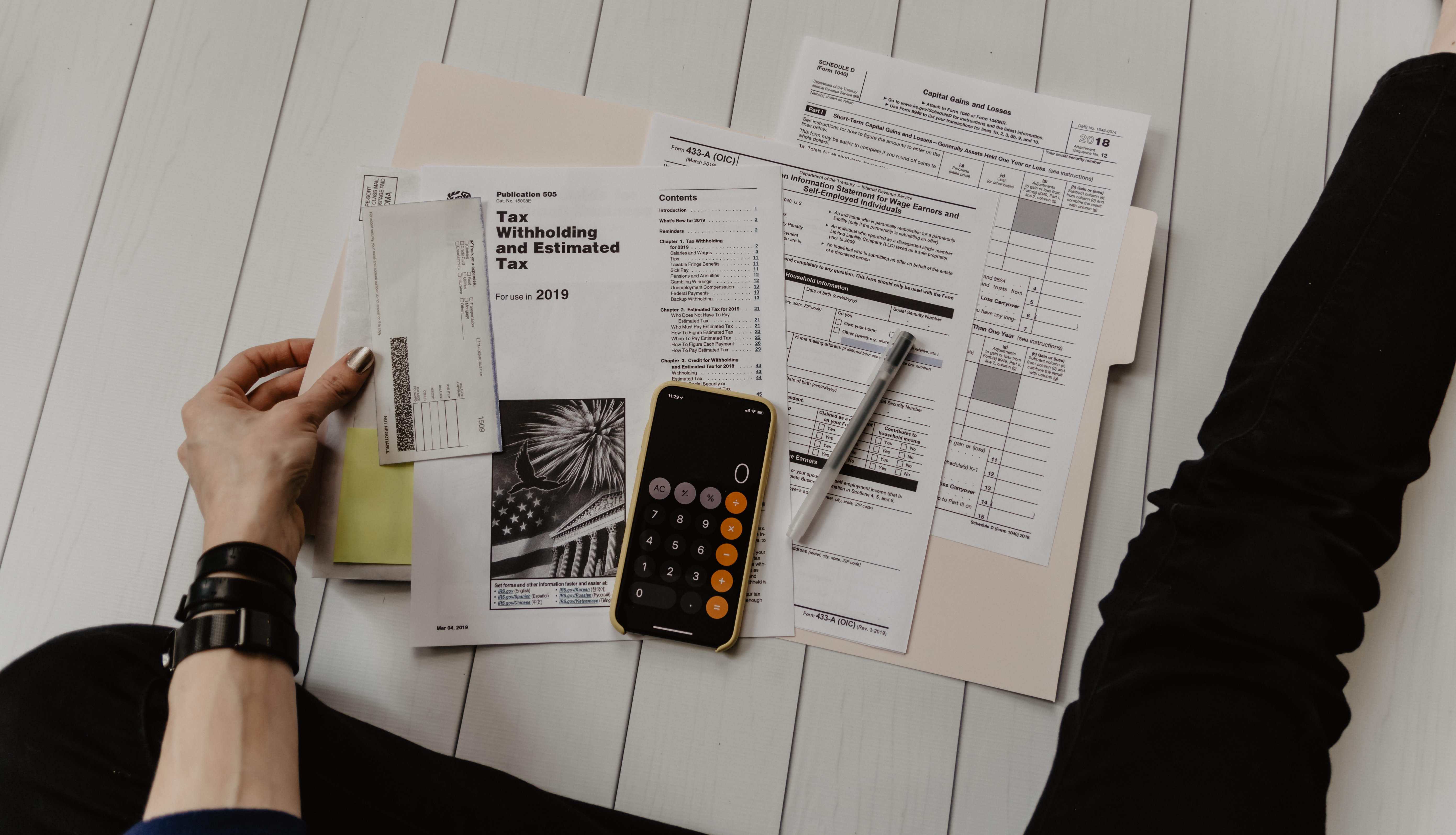 debt collection process for small business